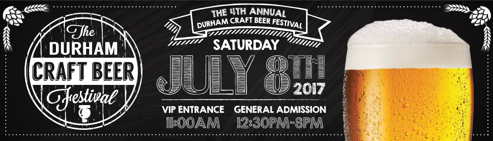 Durham Craft Beer Festival
