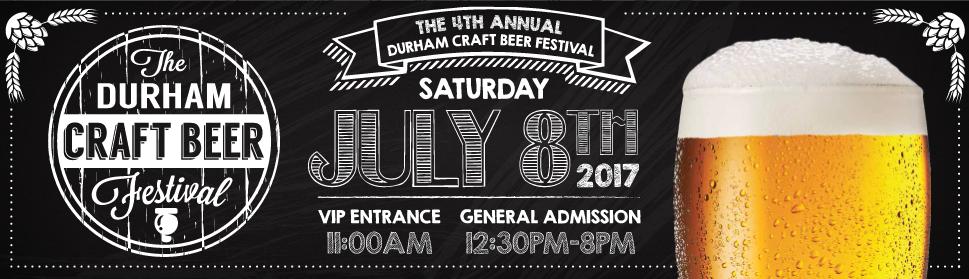 Durham Craft Beer Festival
